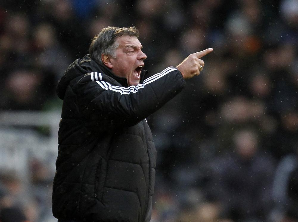 The motivational video Sam Allardyce must show his West Ham players