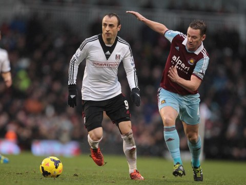 Dimitar Berbatov omitted from Fulham's matchday squad at Norwich signalling imminent exit