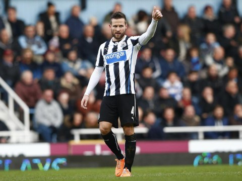 Newcastle would encourage Manchester United bid for Yohan Cabaye as PSG prepare second offer