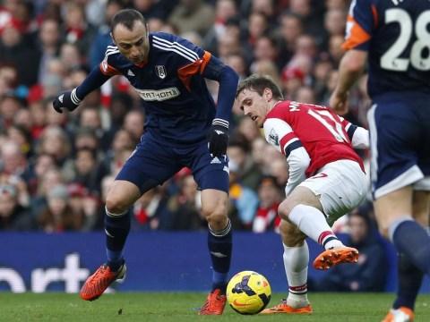 Tottenham target Dimitar Berbatov in cut-price £1.5m move from Fulham