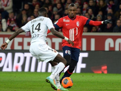 Lille 'reject Arsenal bid' for former Chelsea striker Salomon Kalou
