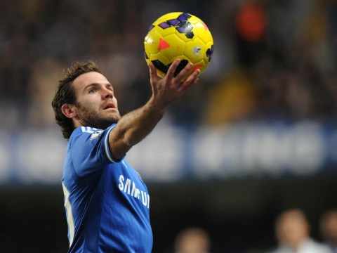 Juan Mata and Yohan Cabaye could be perfect for Manchester United