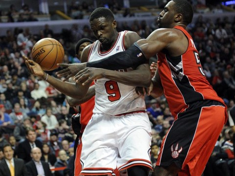 Luol Deng's replacement in blockbuster trade will never play for the Chicago Bulls