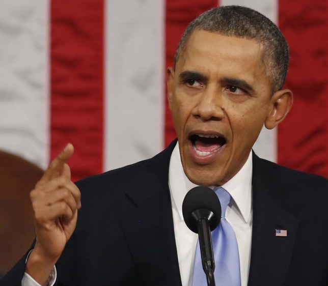 Twitter user is mauled for thinking Barack Obama's name is spelled Baraco Barner