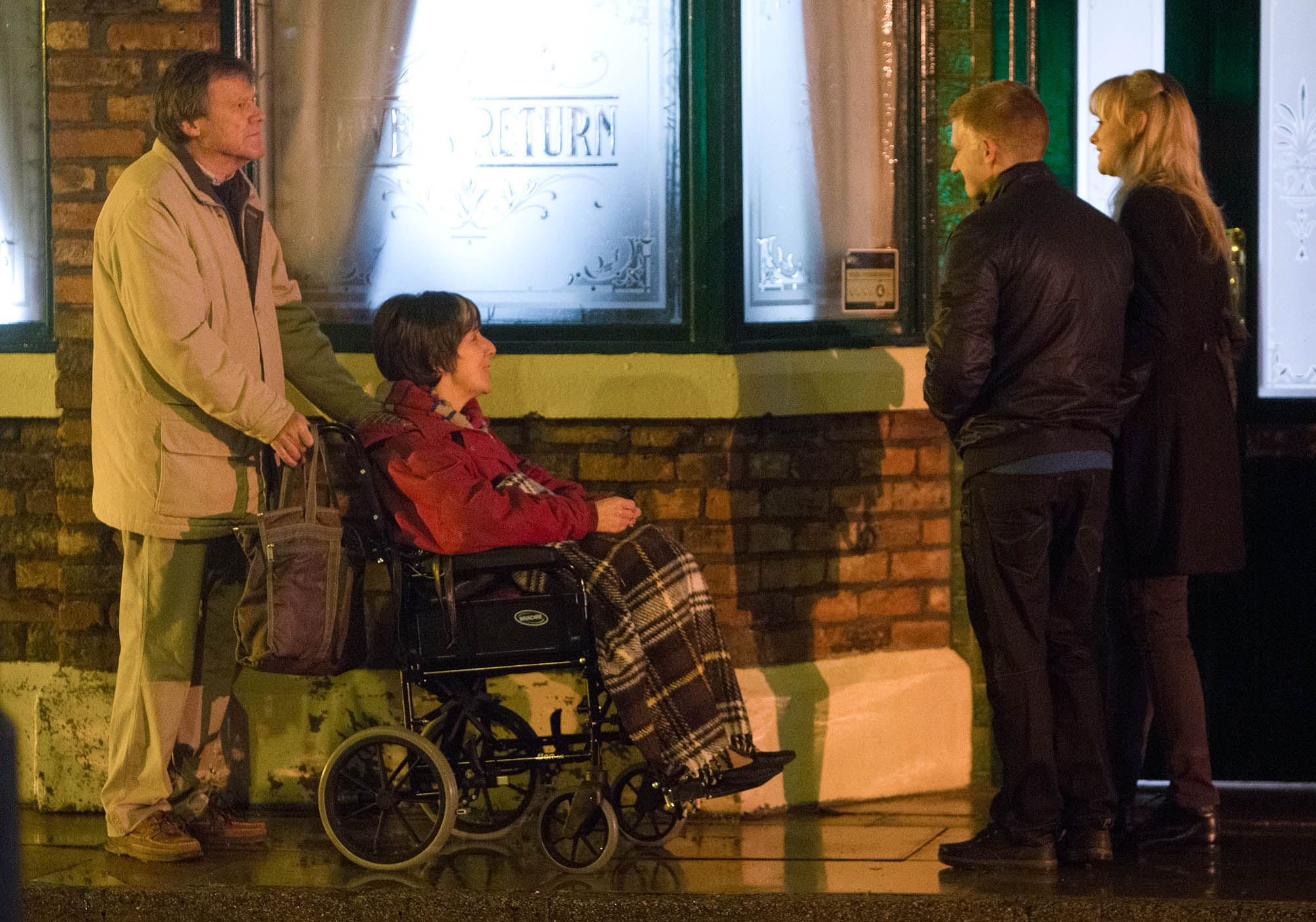 Coronation Street: Is Hayley's heartbreaking storyline hitting too close to home for some?
