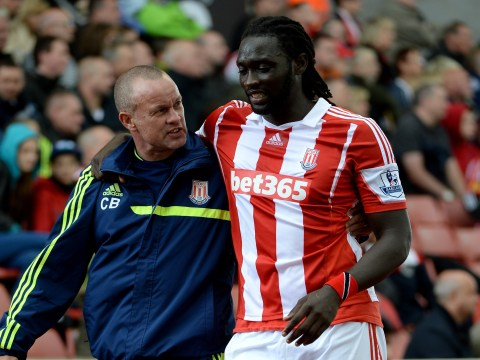 Soz boss cnt play! Kenwyne Jones fined for texting Mark Hughes to say he won't play against Liverpool