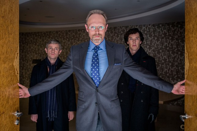 Sherlock season 3, episode 3: His Last Vow