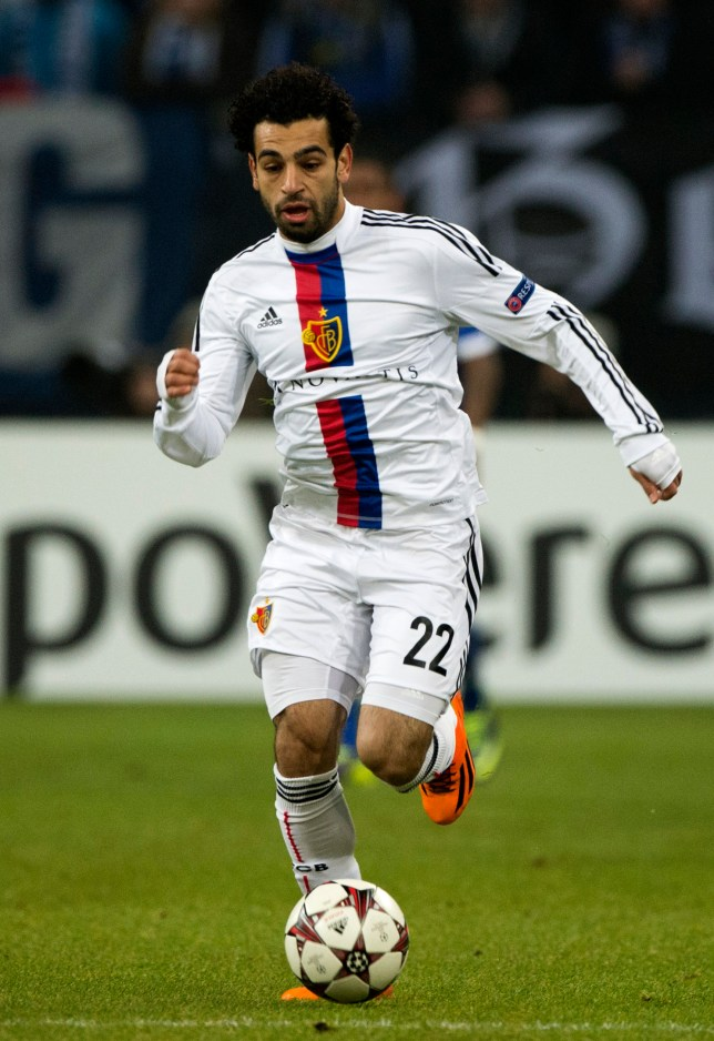 Liverpool boss Brendan Rodgers wants to sign Mohamed Salah