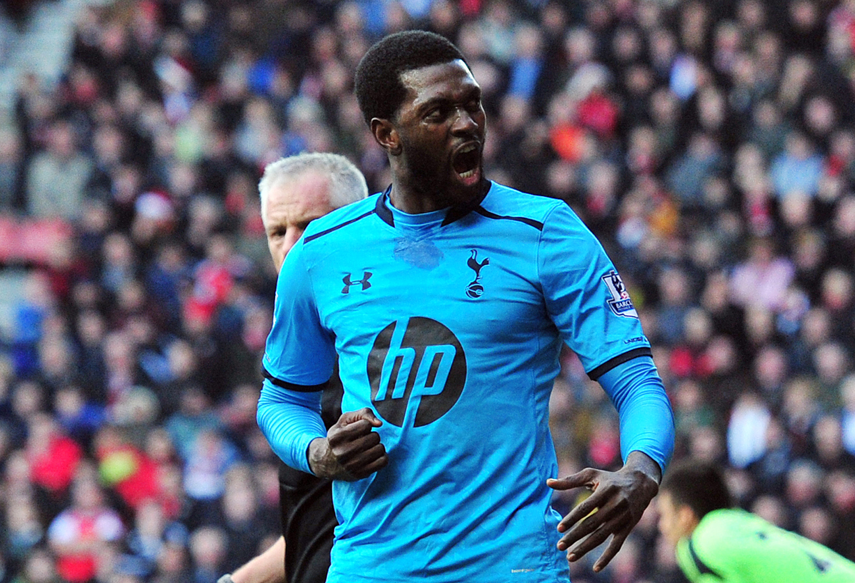 The Tipster: Emmanuel Adebayor destined to score for Spurs against Arsenal