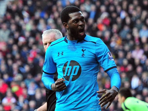 The Tipster: Emmanuel Adebayor destined to score for Spurs against Arsenal