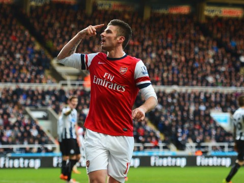 Olivier Giroud will continue his Arsenal scoring spree against Fulham