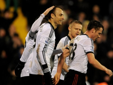 Dimitar Berbatov should snub Arsenal for Fulham stay, says Alex Kacaniklic