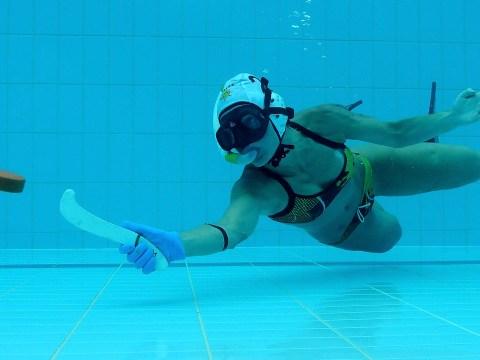 Gallery: Australian underwater hockey championships 2014