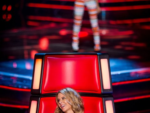 Kylie Minogue reveals she is 'thrilled' people like her on The Voice UK and she can't wait to judge the Aussie version