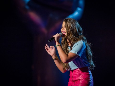 Rachael O'Connor becomes new second favourite to win The Voice UK 2014