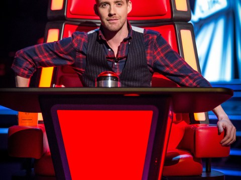 Ricky, Ricky, Ricky, Ricky – The Voice's new front man, Ricky Wilson, is quietly causing a bit of a riot