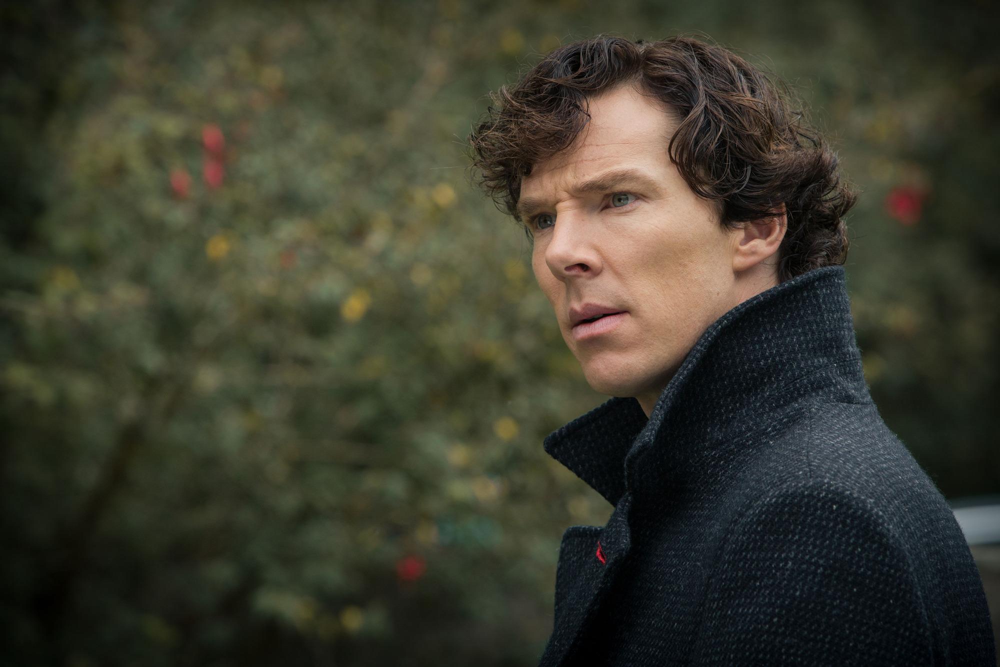Sherlock: His Last Vow season 3 episode 3 - Benedict Cumberbatch