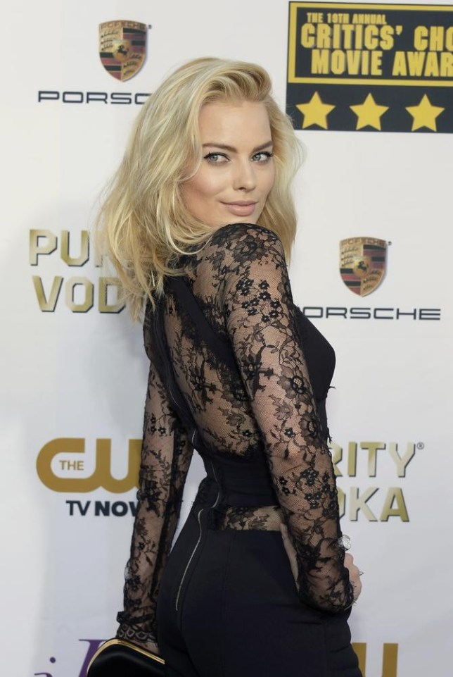 Margot Robbie has said no posing in Playboy (Photo: Kevork Djansezian/Reuters)