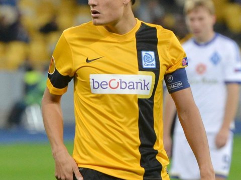 Jelle Vossen may follow Christian Benteke from Genk to Aston Villa