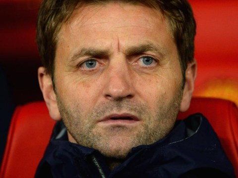 Tim Sherwood: I'm not sure I enjoy being Tottenham manager