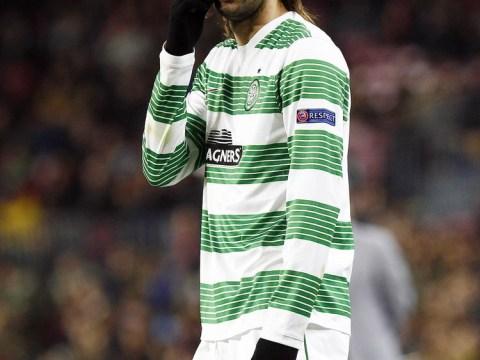 Has time run out on Georgios Samaras's Celtic career?