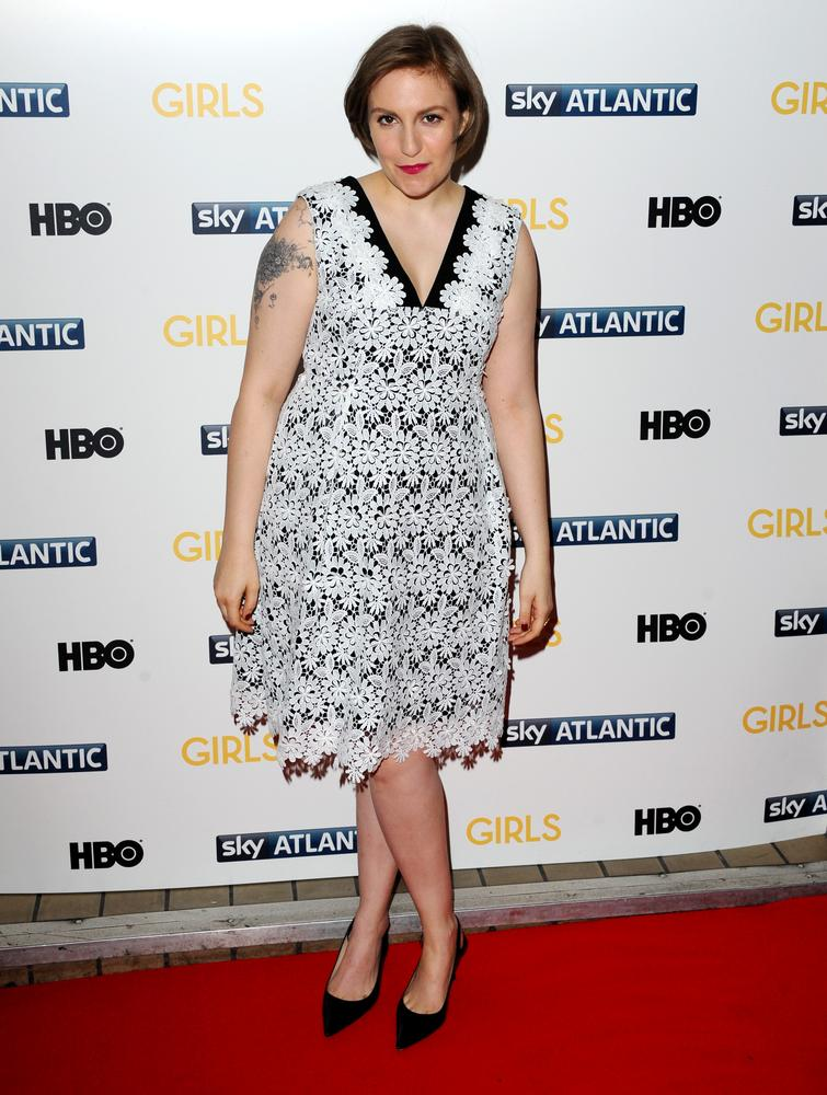 Lena Dunham on Girls sex scenes: You have to know each person's limits