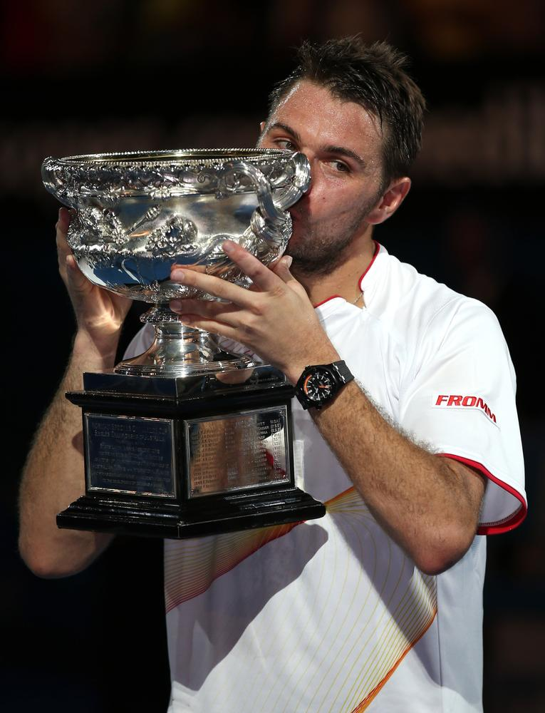 The Tipster: Stanislas Wawrinka banks one punter £154,000 – but he'll struggle to win another slam this year