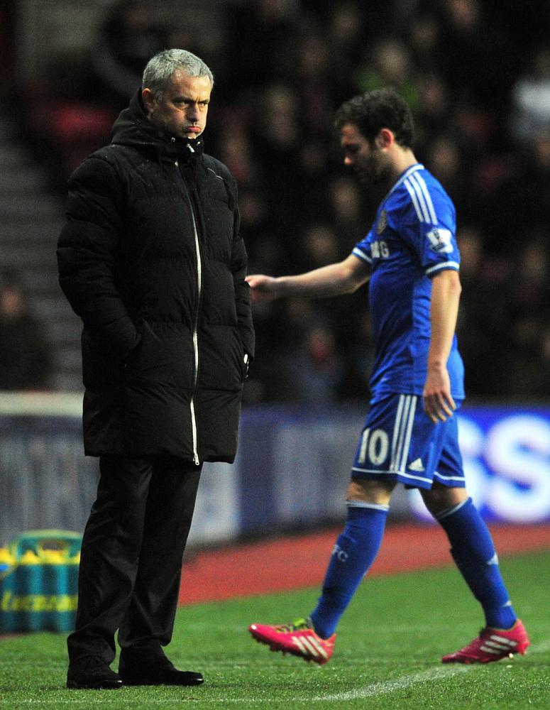 Juan Mata heading for Chelsea exit as PSG prepare £30m swoop