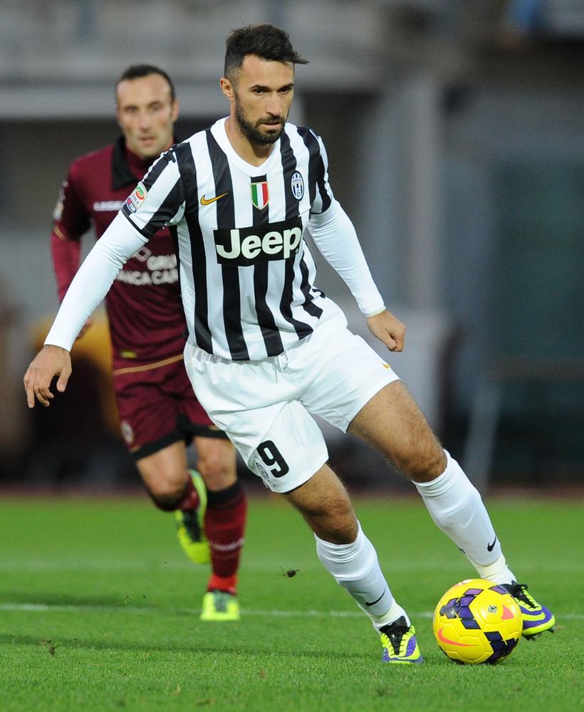 Mirko Vucinic and Fabio Quagliarella could leave Juventus to boost Tottenham's attack