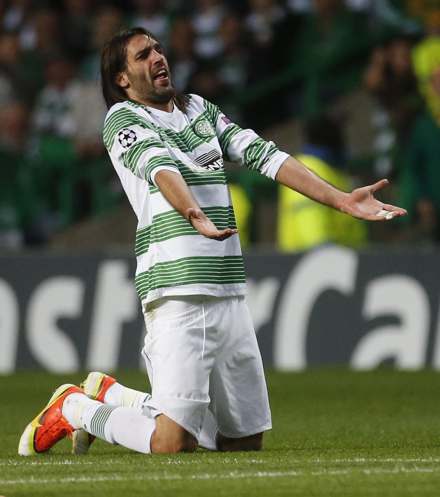 Why Neil Lennon must do everything to keep Georgios Samaras at Celtic