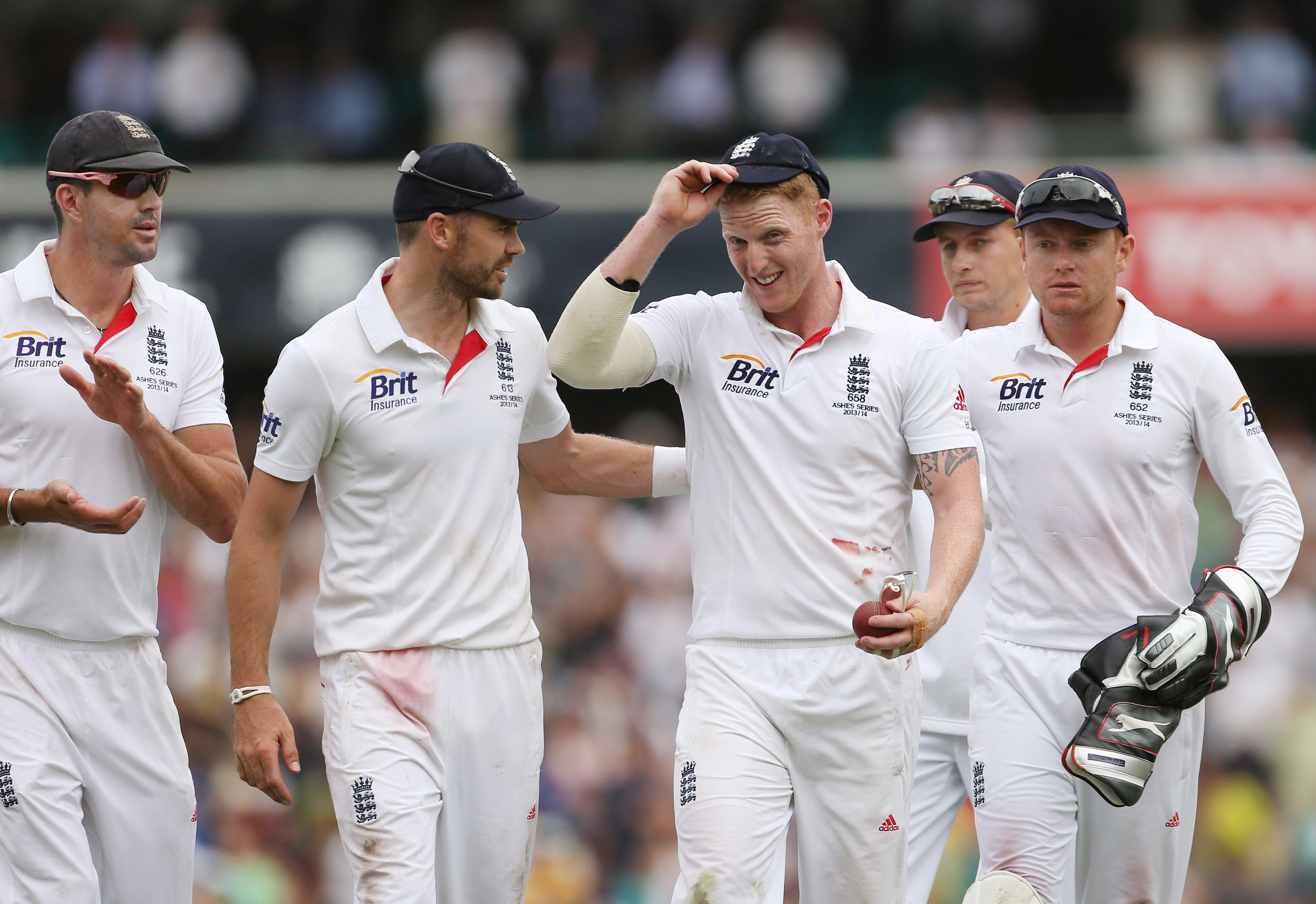 The Ashes 2013-14: Ben Stokes' heroics not enough as England let Australia off the hook
