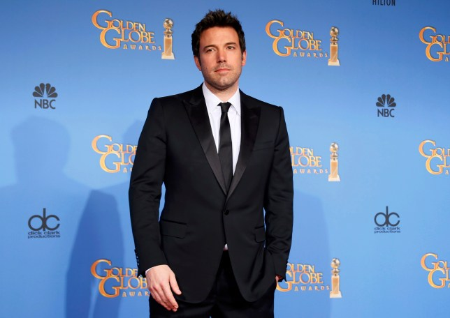 Ben Affleck's casting as Batman provoked outrage from fans (Picture: Reuters)