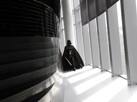 Darth Vader back on the prowl at new LucasFilm centre