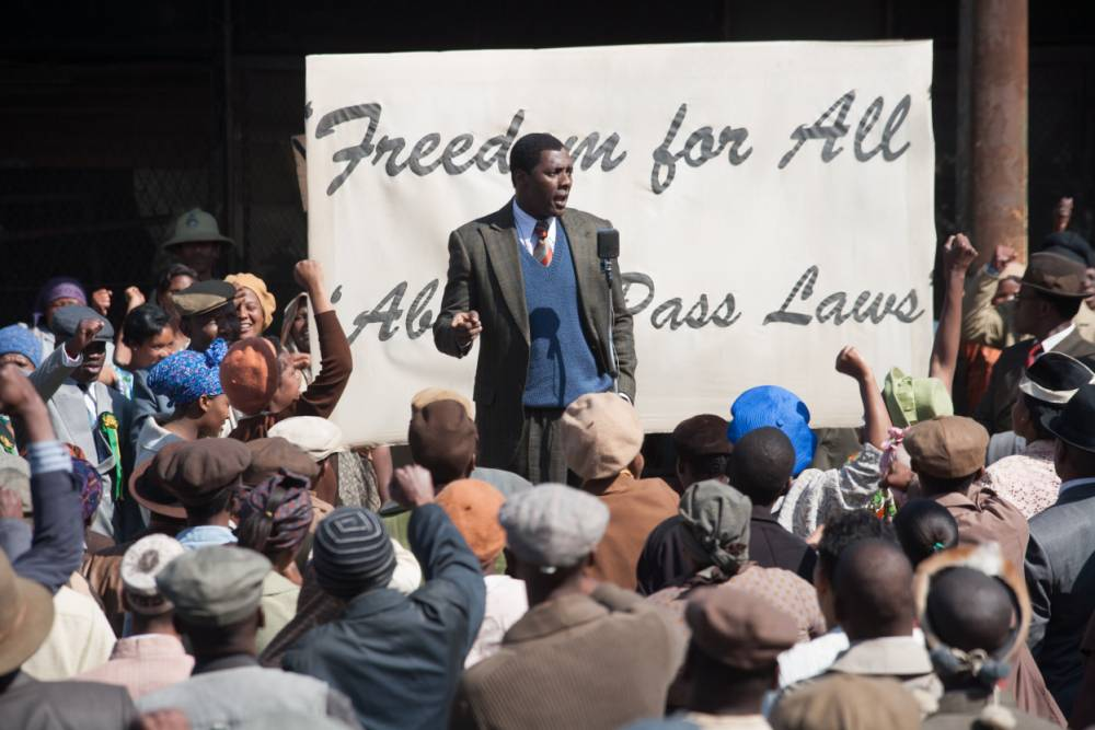 Mandela: Long Walk To Freedom is a fitting tribute to the late South African leader