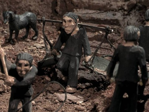 The Missing Picture's clay characters reveal the everyday horrors of genocide