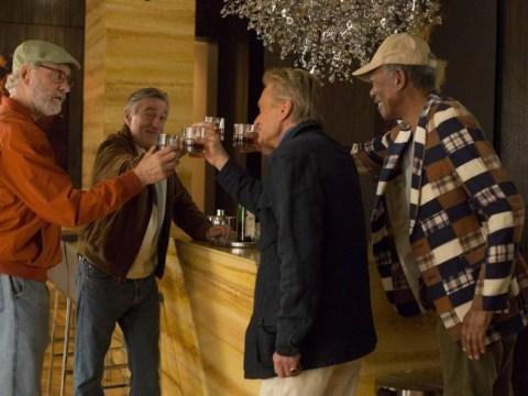 Sorry Robert De Niro, Kevin Kline, Michael Douglas and Morgan Freeman, Last Vegas fails to shine