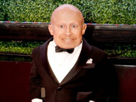 Actor Verne Troyer – aka Austin Powers' 'Mini-Me' – thanks his fans for their support after suffering a seizure