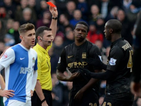 Gallery: Manchester City survive scare at Ewood Park as Blackburn hold them to 1-1 draw