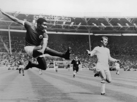 Eusebio dies: Watch videos of the Portugal and Benfica legend's finest goals and moments