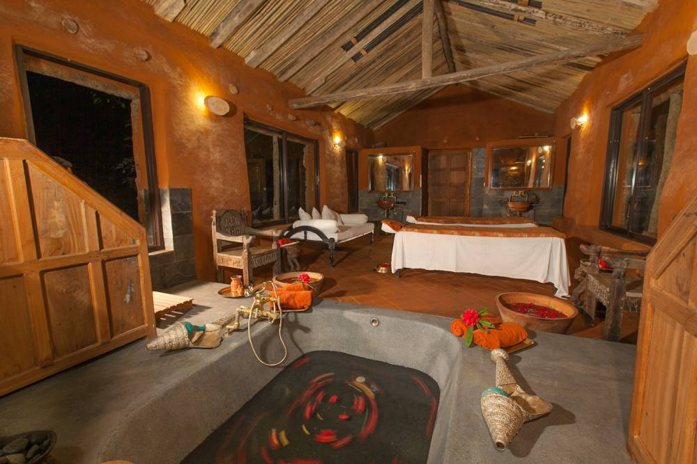 The Dwarika holistic resort (Picture: supplied)