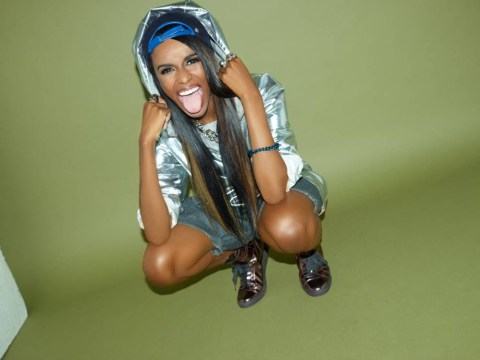 Angel Haze's gleaming Dirty Gold has the mainstream on its mind