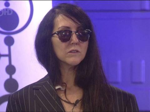Bitchy Jasmine Waltz slams 'strange' Celebrity Big Brother housemate Liz Jones