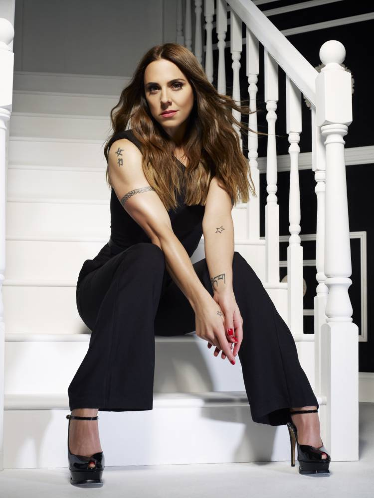 Mel C: Matt Cardle is the most incredible vocalist I've sung with