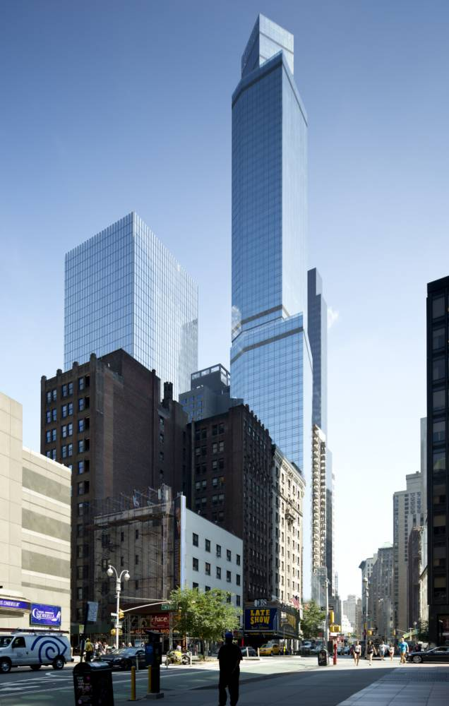 Travel to New York for the height of luxury in the tallest hotel in North America