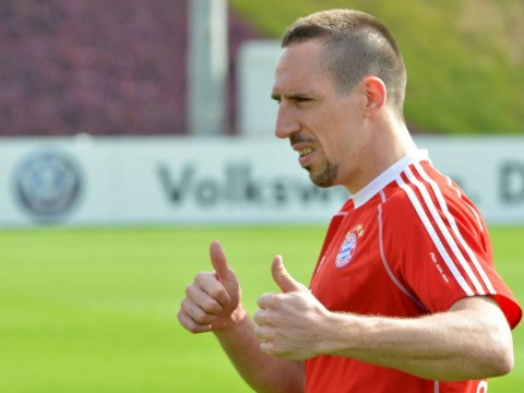 Ballon d'Or 2014: Franck Ribery certain he should beat Cristiano Ronaldo and Lionel Messi to Fifa award