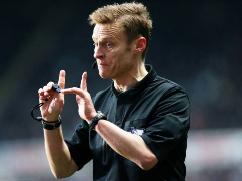 Referee Mike Jones axed after ruling out Cheick Tiote's goal in Newcastle v Manchester City game