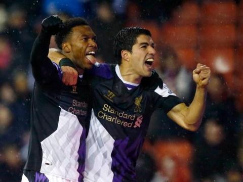 Gallery: Barclays Premier League – Stoke City v Liverpool  2014