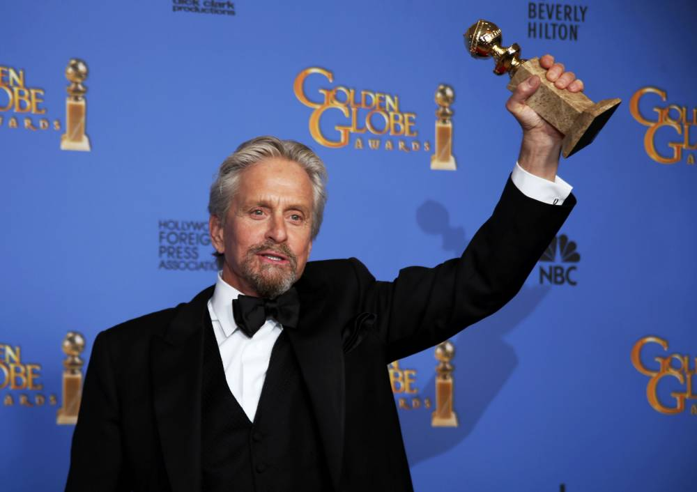 Michael Douglas nabs role of scientist Dr Hank Pym in Ant-Man movie