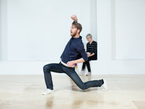 Siobhan Davies's Table Of Contents is an engaging insight into dance