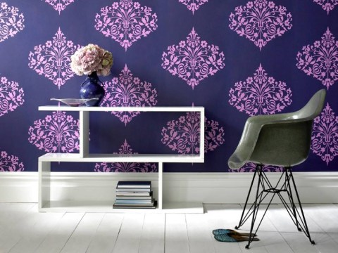 Kit out your home with products in radiant orchid, Pantone's colour of 2014